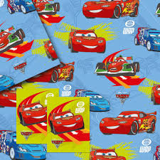 cars wrapping paper disney cars gift wrap pack disney cars party supplies party ark