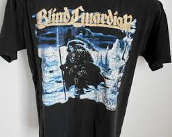 Blind Guardian Shirts Mirror Mirror Etsy