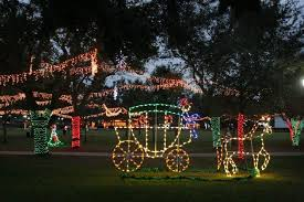 largo central park christmas lights largo central park goes with the glow of holiday lights