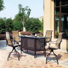 Patio Bar With Umbrella Patio Furniture Trex Outdoor Furniture Monterey Bay Classic White