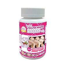 Gluta Skin gluta white 1500000mg skin whitening pill at rs 2500 s