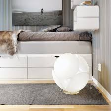 stolmen bed hack storage unit bed upgrade from stil inspiration home projects