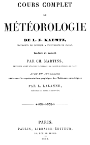 how to write a title page for a research paper meteorology title page of ludwig friedrich kamtz s cours complet de meteorologie trans and annotated by ch martins with an appendix by l lalanne paris paulin