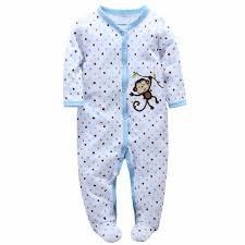 momsbabe baby boy romper sleeves 100 cotton baby