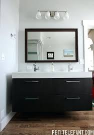 double sink vanity ikea sink amusing double sink vanity ideas high resolution wallpaper