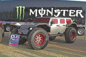 jeep monster energy lftdxlvld truckshow charlotte