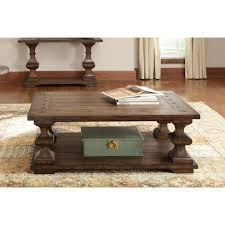 a r t furniture old world round coffee table pomegranate