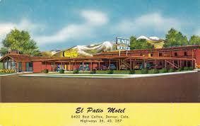 Patio Motel by Colfax Avenue January 2016