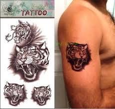 tiger temporary temporary fashions