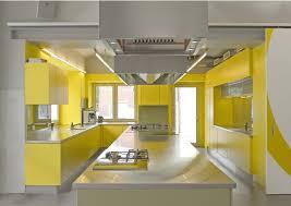 Aluminum Kitchen Cabinets by Kitchen Modern House Kitchen Interior With Stylish Decorations