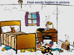 search hidden objects in puzzle images for kids with answers