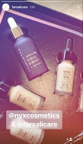 Serum Nyx nyx cosmetics fars磧li are collaborating for the ultimate unicorn