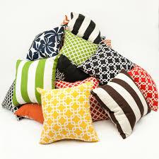 grey links large outdoor pillow dfohome