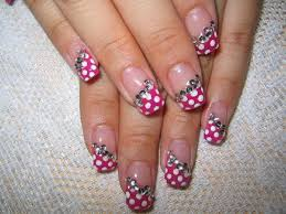 acrylic nails styles 2013 beautify themselves with sweet nails