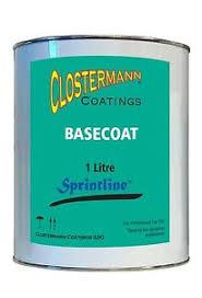 1l mercedes tansaniteblau metallic solvent basecoat car paint