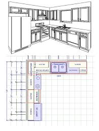 10x10 kitchen layout ideas 10 x 12 kitchen layout l shaped kitchen design to apply in your