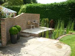 child friendly and safe water feature landscape garden designers