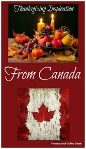 homeschool coffee thanksgiving inspiration from canada