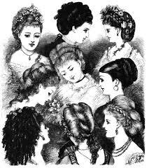 Victorian Time by The Vintage Reader Give Me A Head With Hair Long Beautiful Hair