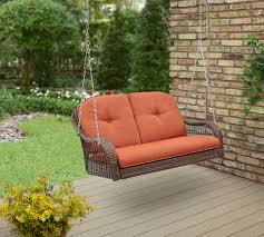 better homes and garden 2 person outdoor swing 85 95 regularly