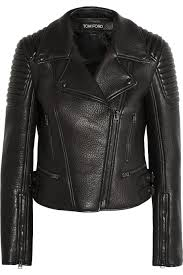 best bike jackets tom ford textured leather biker jacket net a porter com