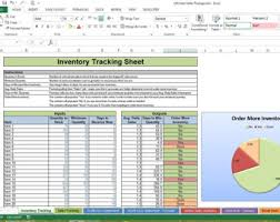 Etsy Spreadsheet Inventory Tracking Spreadsheet Template Business Excel