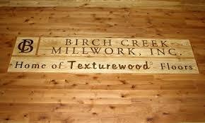 Hardwood Floor Inlays Custom Hardwood Flooring Home Design Ideas And Pictures