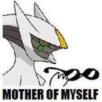 Arceus Meme - mother of arceus pokémon know your meme