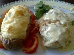 pomme de terre en robe de chambre au four poulet au citron et pomme de terre en robe des chs la cuisine