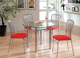 Round Glass Kitchen Table Small Round Glass Dining Table And Its Benefits U2013 Home Decor