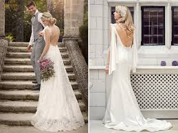 backless wedding dresses how to wear a backless wedding dress hitched co uk