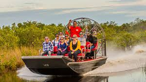 fan boat tours miami everglades airboat rides corey billie s airboat rides
