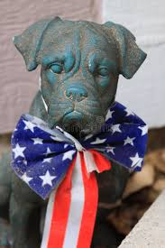 boxer dog statue boxer dog statue stock image image 19434351