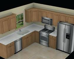 Kitchen Cabinet Layout Planner Small Kitchen Layout U2013 Fitbooster Me