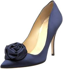 wedding shoes navy blue navy blue wedding shoes with flower ipunya