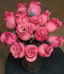 roses for sale dried pink roses corn husk flowers for sale roses for sale