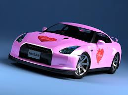 nissan gtr gas mileage pretty in pink nissan gtr in honor of breast cancer awareness