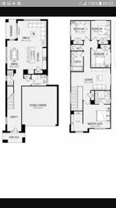 Modern Architecture Homes Floor Plans by 141 Best Plans Townhouses 2 Storeys Images On Pinterest