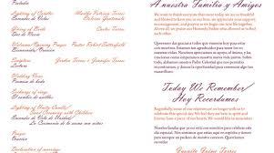 Fun Wedding Programs Templates 20 Wedding Programs Templates Ideas Diy Wedding U2022 38902
