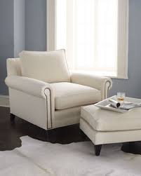 Accent Chair For Bedroom Wonderful Accent Chairs With Ottoman Traditional Tufted Wing Back