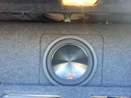lexus es300 firing order has anyone replaced their factory gs400 rear deck sub with a free