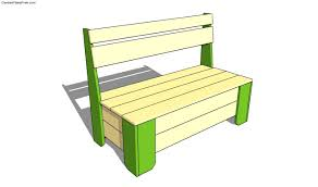 Free Outdoor Storage Bench Plans by Outdoor Patio Storage Bench Storage Bench Collections Wenxing