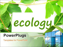 ecology template powerpoint free industry powerpoint templates