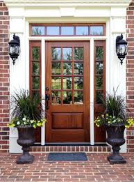 home entrance decor exterior door trim i14 about kitchen aid pro line new zealand bed