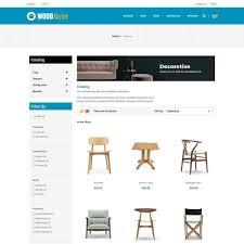 Furniture Theme Wood Furniture Store Prestashop Addons