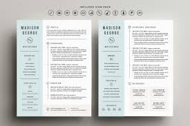 microsoft resume templates 2 roundup 5 clean and creative resume templates every tuesday