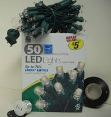 convert a tablel to led for cheap