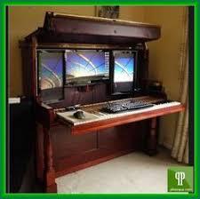 hidden office desk desk design ideas 10 best hidden office desks for home modern