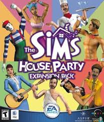 house party snw simsnetwork com