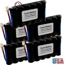 home security and alarm batteries for ademco battery back up